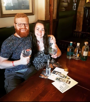 Islay Gin drinks
