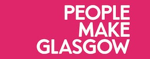People Make Glasgow logo